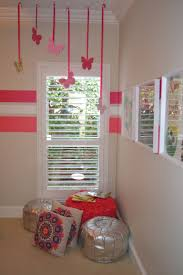 a very pink playroom 2 diy decorating projects for a fun girly
