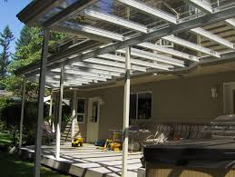 Glass Pergola Roof by Glass Roof Specifications And Photo Gallery