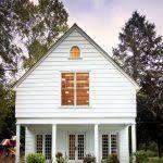 Dormer Over Front Door Dormer Over Door Garage Farmhouse With White Exterior Paintings