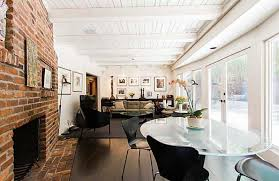 Mixing 21st Century Modern and Rustic Decor City Living NY