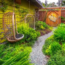 8 great backyards we u0027d trade our indoors for design matters by