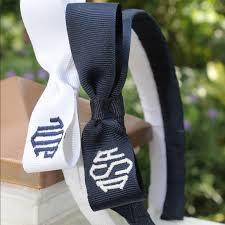 monogram headband vineyard vines monogram headband from d s closet on poshmark