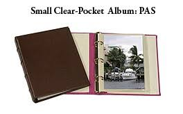 pocket photo album refills for large photo albums the archival leather