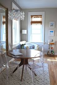Clear Eames Chair Spectacular Inspiration Clear Dining Chairs Tableworkbench With
