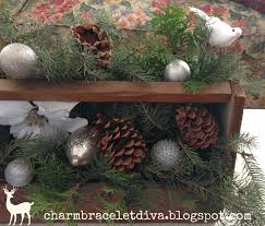 our hopeful home natural christmas styling vintage wooden tool