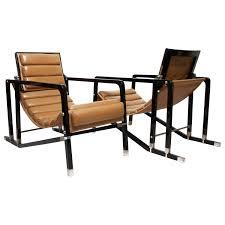 eileen gray sofa eileen gray pair of transat chairs by andrée putman ecart