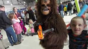 star wars chewbacca kids costume youtube