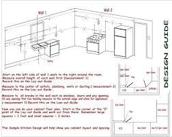kitchen cabinet layout kitchen layout instruction sheet kitchen
