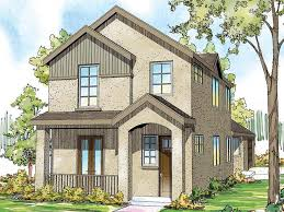 Duplex House Plans For Narrow Lots Narrow Lot Home Plans 2 Story Narrow Lot House Plan 051h 0211