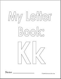 coloring pages my letter k coloring book abcteach