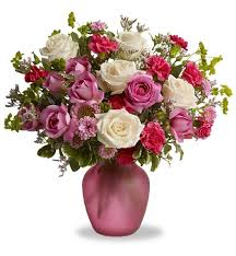 bouquet of roses think pink bouquet flower bouquets a touching