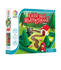 red riding hood deluxe smartgames single player puzzle
