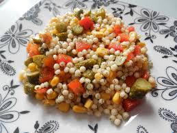 cuisine de perle la cuisine de yasemin salade de pâtes perles kuskus salatası