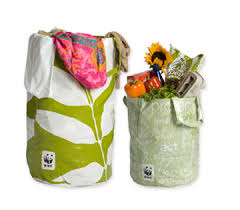 recyclable reusable bags apparel and more from world wildlife fund