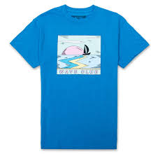 pink dolphin wave club tee dtlr com