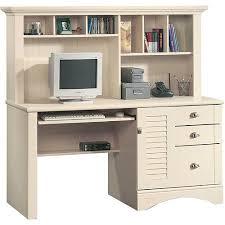 Sauder Graham Ridge Computer Desk White Computer Desk With Hutch