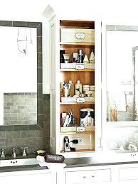Bathroom Tower Cabinet Bathroom Tower Cabinet White Chaseblackwell Co