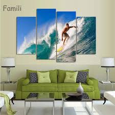 Surf Home Decor by Popular Surf Wall Art Canvas Buy Cheap Surf Wall Art Canvas Lots