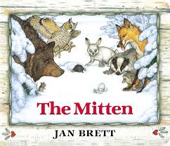 the mitten amazon co uk jan brett 9780399169816 books