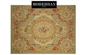 tappeto aubusson tapis d aubusson tapis de style decofinder