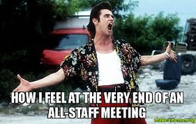 Quit Work Meme - staff meeting meme images pictures becuo i used to hate my