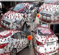 indian wedding car decoration car decoration retailer from rewari