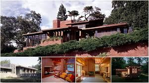 frank lloyd wright style house plans seven gems from frank lloyd wright s usonian period frank