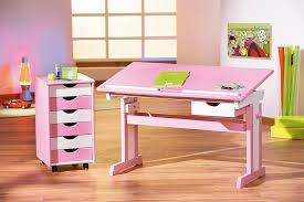 le de bureau pour enfant bureau pour enfant design blanc et avec plateau relevable sissi