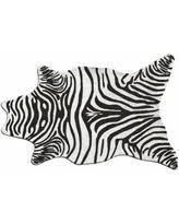 Taupe Zebra Rug Zebra Rugs Fall Deals