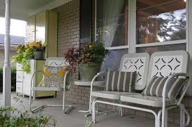 Retro Patio Furniture Dallas Retro Patio Furniture Porch Traditional With Kitchen Metal