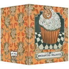 happy halloween vintage wholesale greeting card with cupcake vintage design halloween