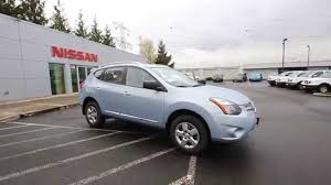 silver nissan rogue 2014 2014 nissan rogue select s frosted steel ew102236 kent