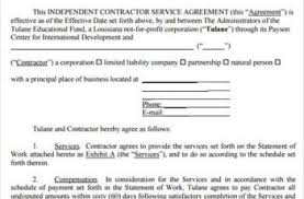 11 simple commercial lease agreement template for landowner and