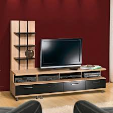 modern tv stands furniture glorious brown laminate wooden modern tv stand playuna