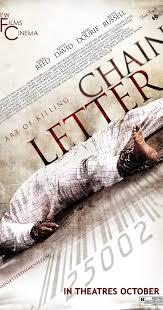 chain letter 2009 imdb