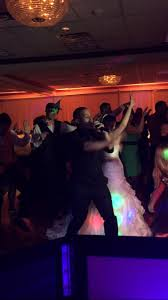 impromptu thriller line dance at our halloween wedding u2014 dj loyal