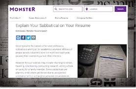 Reason For Job Change In Resume by Publications Perfect10resumes Job Search Like A Boss
