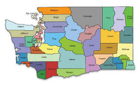 seattle map by county king county wa elec intro website