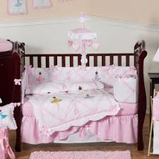 Ballerina Crib Bedding Ballerina Baby Bedding Sets Pink Crib Bedding