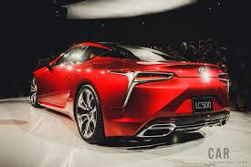 lexus 2017 lc500 first look 2017 lexus lc 500 canadian auto review