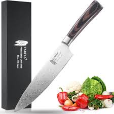 Images Of Kitchen Knives 8 Inch Professional Chef Knife Damascus Japanese Stainless Steel