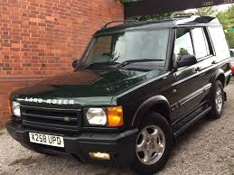 Discovery Interior Land Rover Discovery 2 2 5 Td5 Es 5dr Full Leather Interior 7