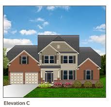 Wilson Parker Homes Floor Plans by Creekside New Homes In Garner Nc New Homes U0026 Ideas