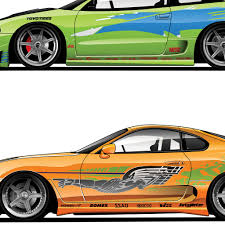 paul walker car collection poster u2013 tuner cult