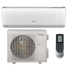 ramsond 9 500 btu 3 4 ton ductless duct free mini split air