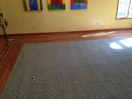 Hardwood Floor Border Design Ideas 137 Best Home Floor Ideas Basement U0026 Upstairs Images On