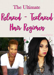 Wen Hair Loss Pictures Texlaxed Relaxed Hair Regimen For Healthy Hair Growth