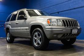 2000 gold jeep grand cherokee used 2000 jeep grand cherokee limited 4x4 suv for sale 30825b