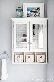 Best  Small Bathroom Cabinets Ideas On Pinterest Half - Small bathroom cabinet design ideas
