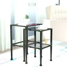 round nesting coffee table best nesting tables best ideas about nesting tables on painted